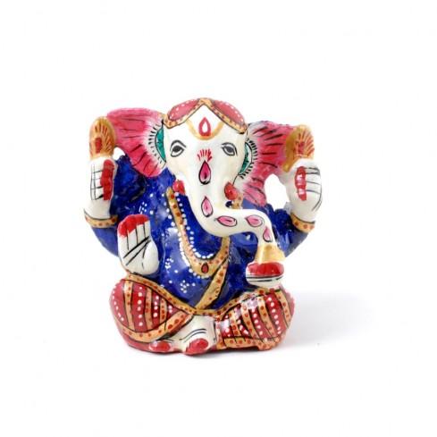 Statuette émaillée Ganesh - STATUES - Boutique Nirvana