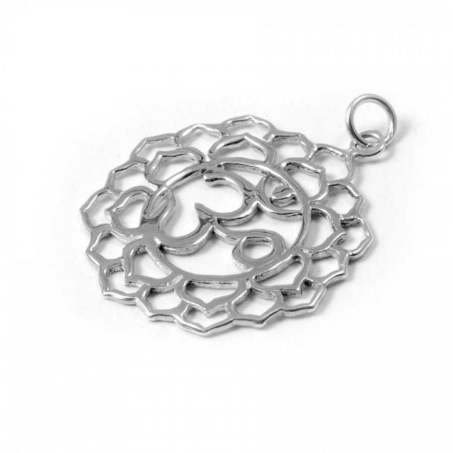 petit bijou argent  Om Ouvragé boutique nirvana