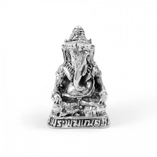 Pendentif Ganesh en Argent - BIJOUX ARGENT - Boutique Nirvana