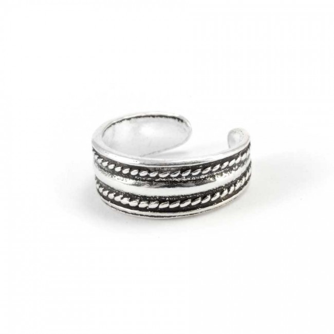 Adjustable Silver Toe or Midi Ring Range - Silver Rings - Boutique Nirvana