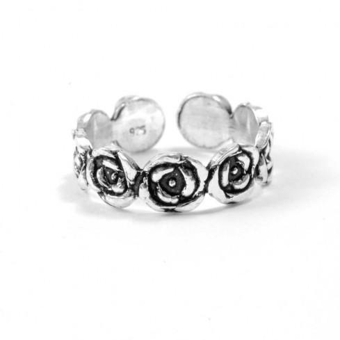 Adjustable Silver Toe or Midi Ring Range - Silver Rings - Boutique Nirvana