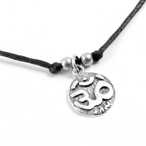 Bohemian Cord & Charm Anklet Range  - Silver Ankle Chain - Boutique Nirvana