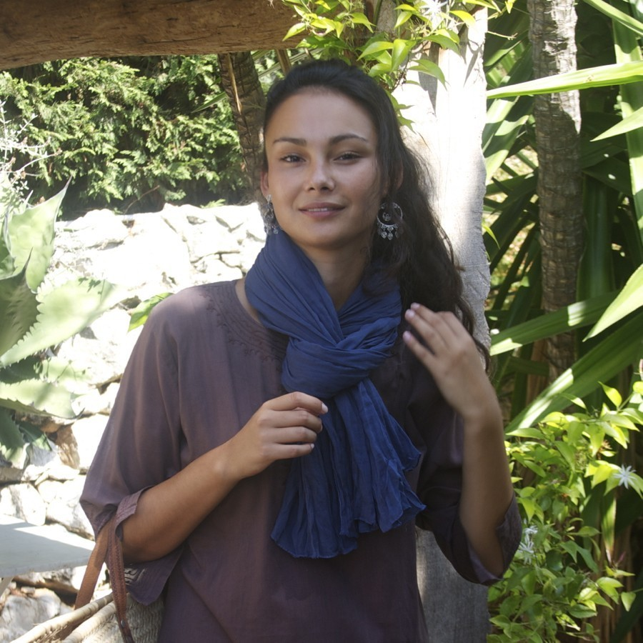 Beautiful Cotton Scarves - SCARVES - Boutique Nirvana