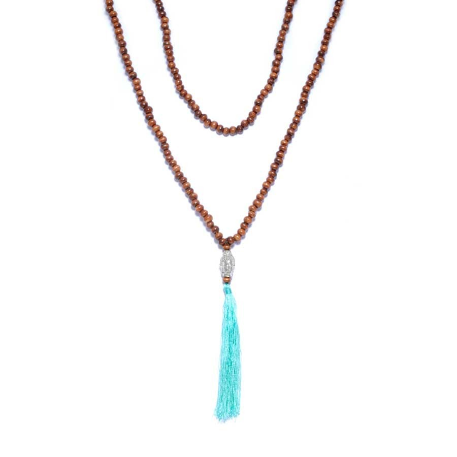Mala with Buddha head - Malas - Boutique Nirvana