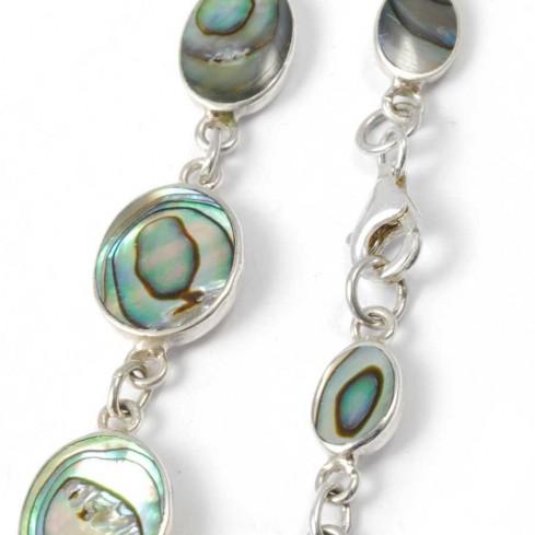 Bracelet argent pierres naturelles plusieurs tailles - BRACELETS ARGENT - Boutique Nirvana