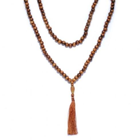 Wooden Mala Beads - Malas - Boutique Nirvana