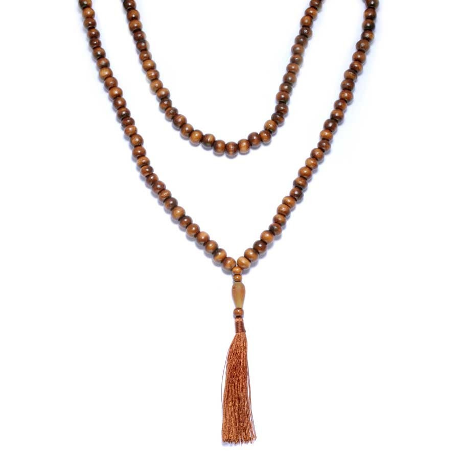 Wooden Mala Beads - Malas - Boutique Nirvana