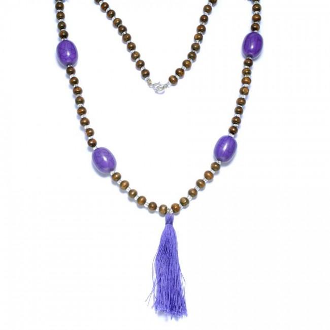 Malas perles en bois et résine - MALAS - Boutique Nirvana