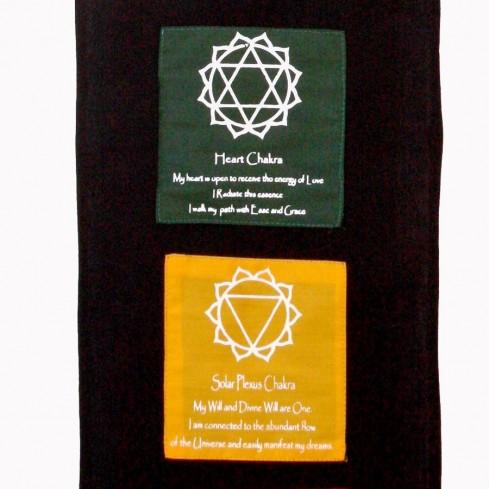 Tenture Chakras - Chakras Hangings - Boutique Nirvana