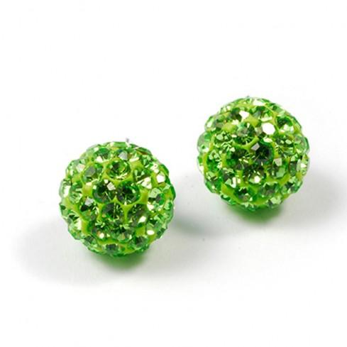 bijoux vert