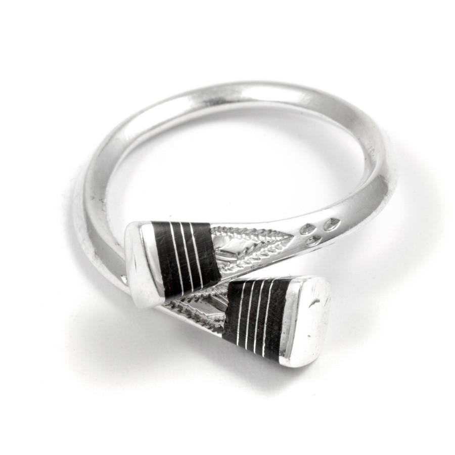 Bague Touareg ajustable - TOUAREG - Boutique Nirvana