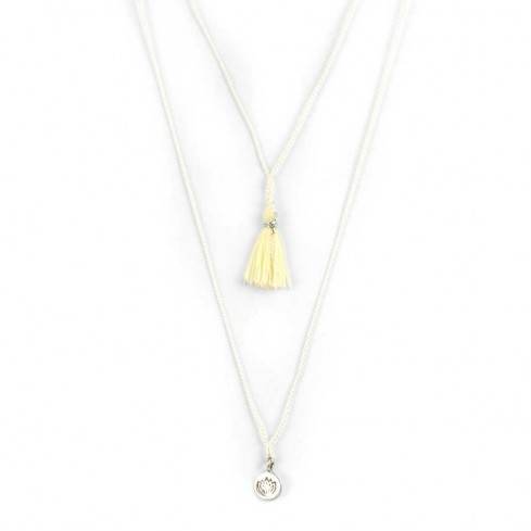 Collier cordon fin - Silver Necklaces - Boutique Nirvana