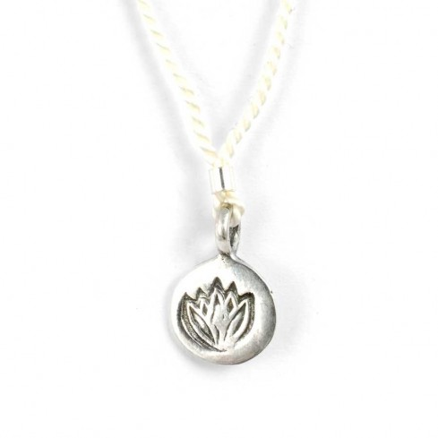 Collier cordon fin - COLLIERS ARGENT - Boutique Nirvana