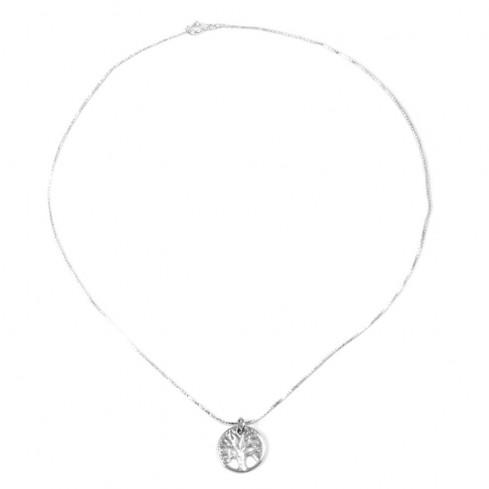 Chaine pendentif arbre de vie - Tree of Life - Boutique Nirvana