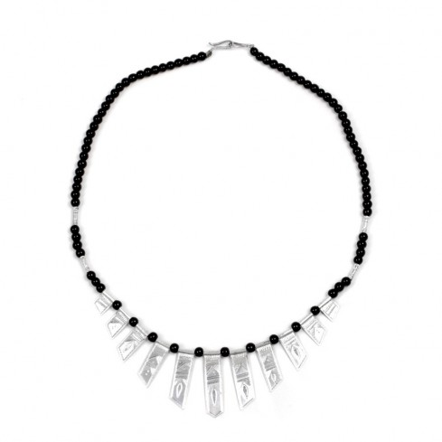 Collier Touareg multiple - TOUAREG - Boutique Nirvana