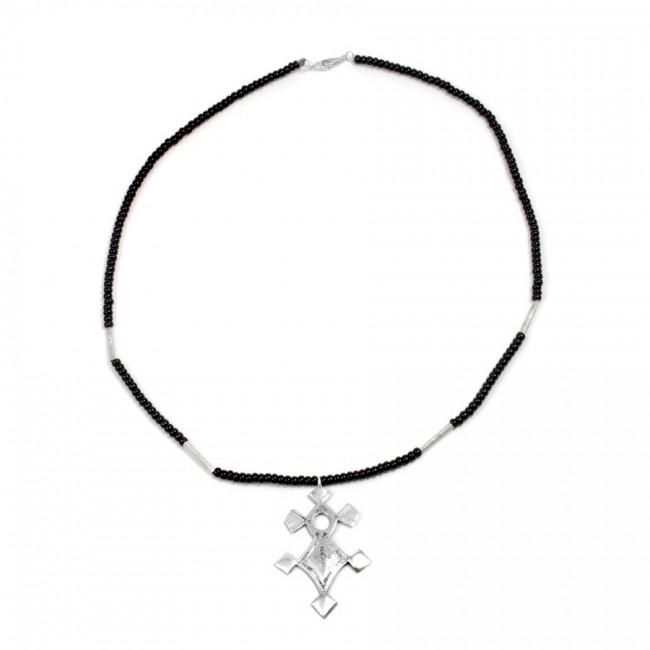 Collier croix Touareg - TOUAREG - Boutique Nirvana