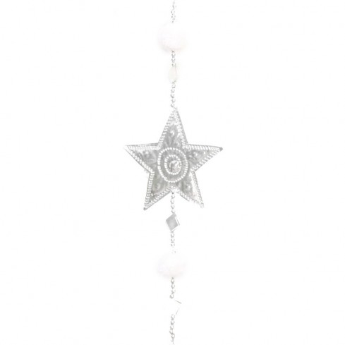 Guirlande étoiles et miroirs - Guirlandes - Boutique Nirvana