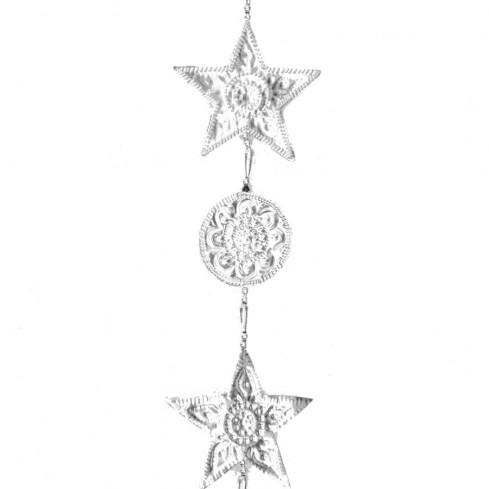 Guirlande étoiles et ronds - Guirlandes - Boutique Nirvana