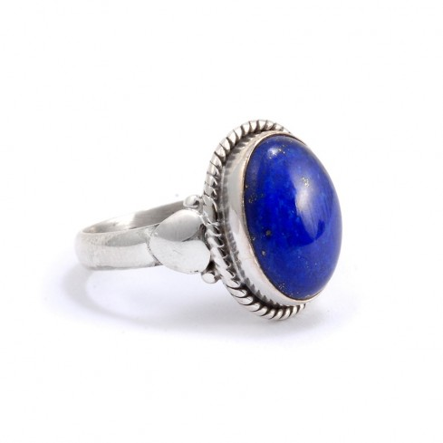 Bague argent Dharma - Silver Rings - Boutique Nirvana