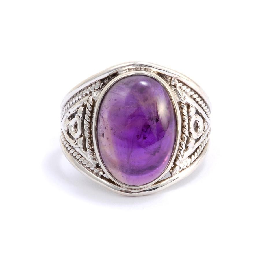 Bague argent Shakti - Silver Rings - Boutique Nirvana