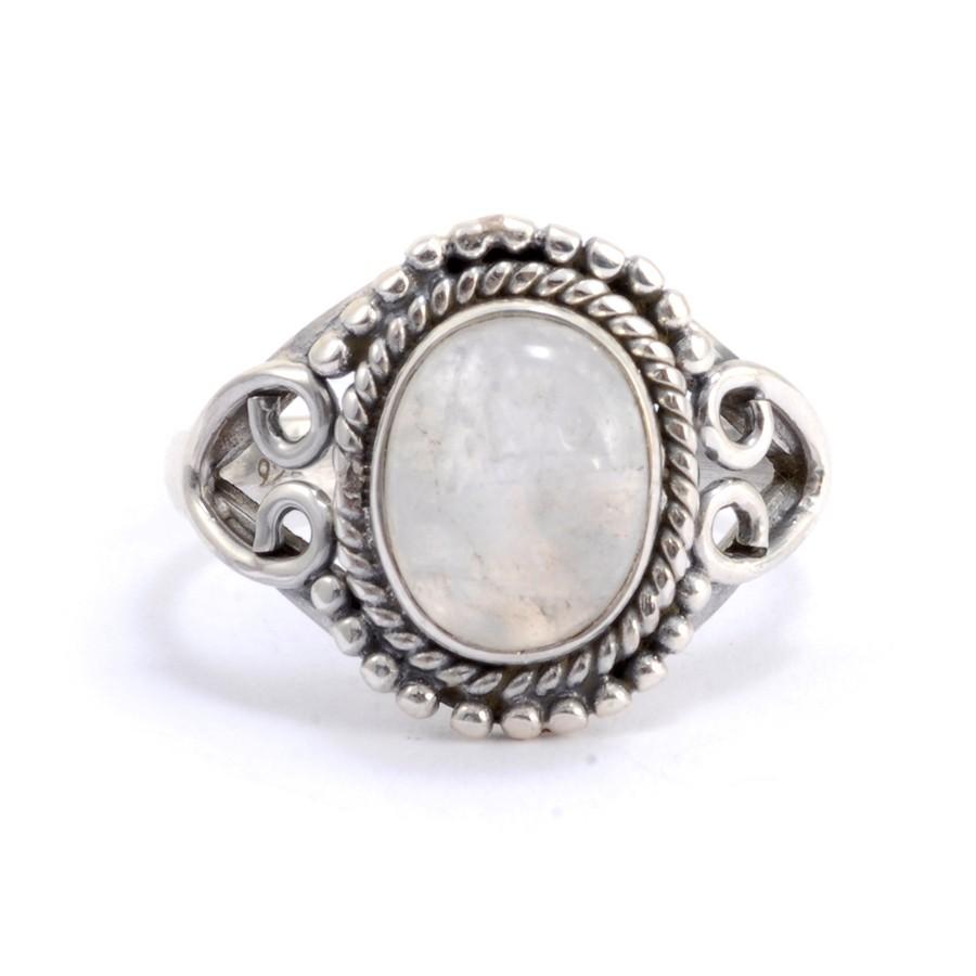 Bague argent Mysore - Silver Rings - Boutique Nirvana