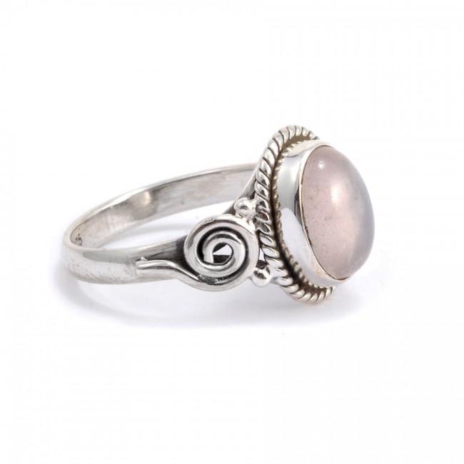 Bague argent Virasana - Silver Rings - Boutique Nirvana