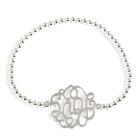 Bracelet argent LOVE - BRACELETS ARGENT - Boutique Nirvana