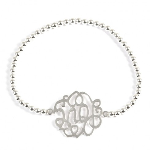 Bracelet argent LOVE - Silver Bracelets - Boutique Nirvana