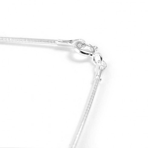 Cable argent fin - Silver Chains and Cables - Boutique Nirvana