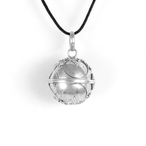 Bola en argent Dharma - BOLAS ARGENT - Boutique Nirvana