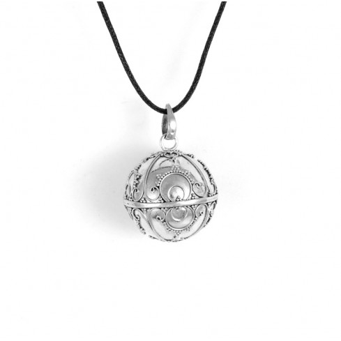 Bola argent Tulsi - BOLAS ARGENT - Boutique Nirvana