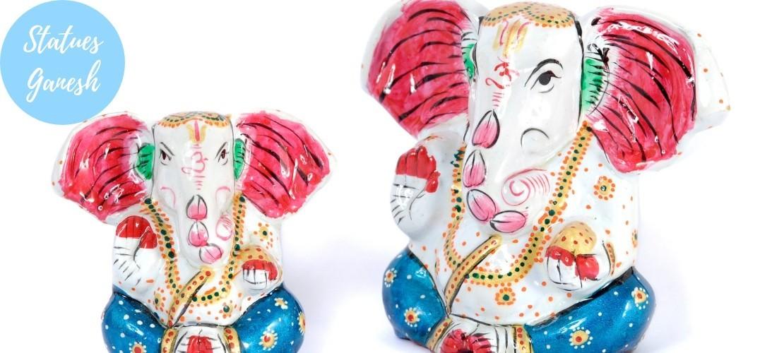 Category Statues - Boutique Nirvana : Statuettes Ganesh , Petite statuette Ganesh