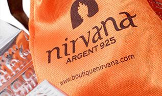 Nirvana - Bijoux indiens - Livraison